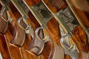 Waffen sicher verwahren